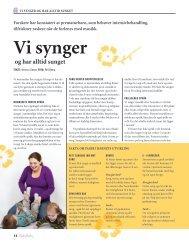 Artikkel om sang - Fava.no