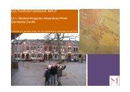 2.1 Cultuurhistorische analyse Assendorp - Gemeente Zwolle