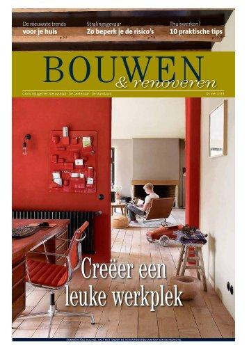 & renoveren - Het Nieuwsblad