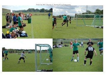 Firma Cup 2007 i Taastrup. V. Taastrup FC og ... - Allan Fodbold