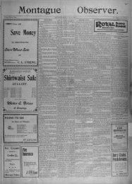 Fire Insurance - Muskegon County Genealogy Society