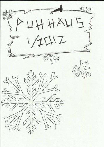Puhhaus 1/2012 - Kallan Tytöt ry