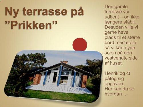 Sådan byggede vi en træ terrasse selv - i 2010 - carsten-thomasen.dk