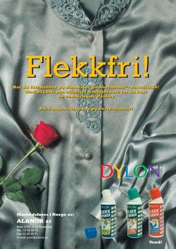 """Flekkfjerner"" pdf, 840 KB - Alanor"