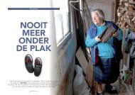 nooit meer onder de plak - Douwe Anne Verbrugge Tekst en Foto