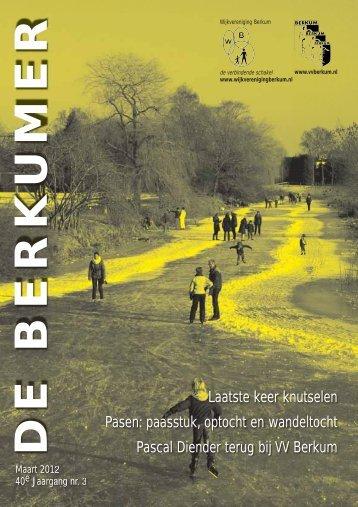 Nummer 3 Maart 2012 - Wijkvereniging Berkum