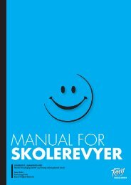 Mal for skolerevy - NM i Revy