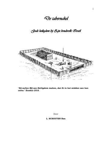 De tabernakel bernakel bernakel - De woeste weg