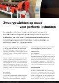 Beaver S: de nieuwe generatie stationaire ... - Copier Bevelmachines - Page 2