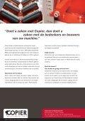 Beaver S: de nieuwe generatie stationaire ... - Copier Bevelmachines - Page 4