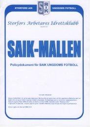 SAIK-mallen - Svenskalag.se