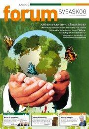 Jordens framtid – i våra händer - Sveaskog