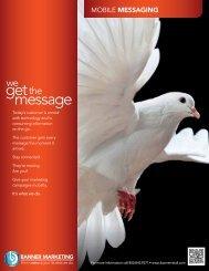 getthe message - Banner Marketing