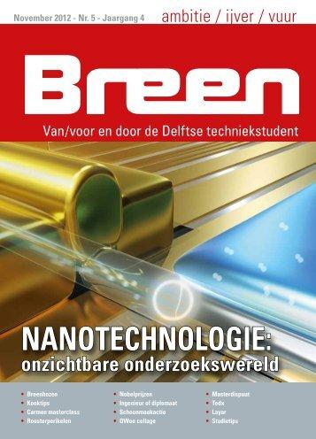 Breen nr. 5 | nov. 2012 | 4.2 MB