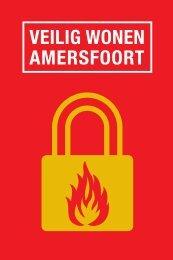 Boekje Veilig Wonen voor bewoners - Veilig Wonen In Amersfoort