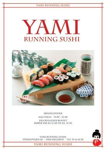 RunnIng SuShI - Yami
