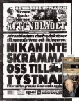 Aftonbladets förlorade heder - Dan Josefsson - Page 5