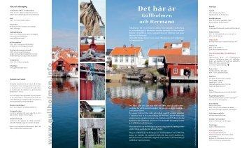 Hamnbroschyr - Gullholmens Byalag
