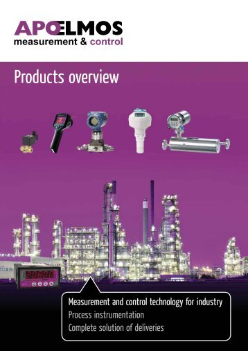 Products overview - APO - ELMOS