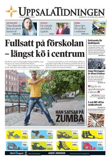 Uppsalatidningen (s. 14) - Socialdemokraterna