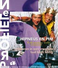 HR ª 009 Profielen 05/02 - Profielen - Hogeschool Rotterdam
