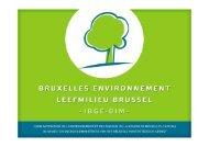 Thermische comfort en Waterbeheer: project HOPPA - IBGE