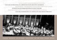 internationale harmoniecompositiewedstrijd concours international ...