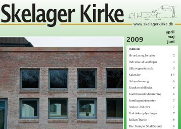 2,2009 apr-maj-jun - Skelager Kirke