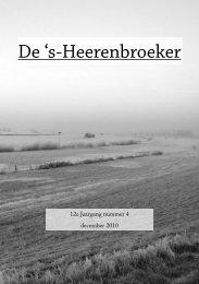 editie 4 - s-Heerenbroek