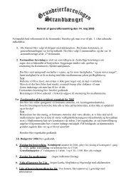Referat af generalforsamling den 14. maj 2006 Formanden bød ...