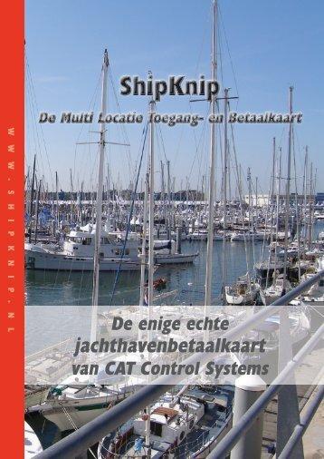 jachthavenbetaalkaart - C.A.T. Control Systems