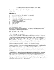 Referat af afdelingsbestyrelsesmøde d. 19. januar 2012 ... - Engparken