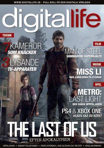 Ladda ner sommarutgåvan 2013 här. - Digital Life