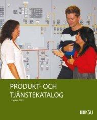 Produktkatalogen - Kärnkraftsäkerhet och Utbildning AB