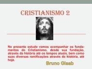 CRISTIANISMO 2 slides - estef