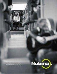 Årsredovisning 2009/2010 - Nobina