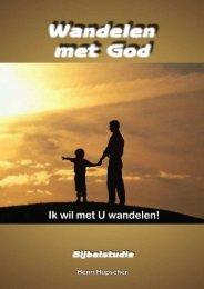 Wandelen met God Henri Hüpscher - Tell Them