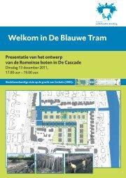 Welkom in De Blauwe Tram - Gemeente Leidschendam-Voorburg