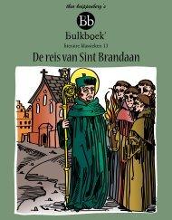 De reis van Sint Brandaan - Bulkboek