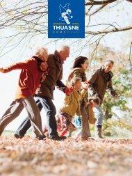 Catalogus 2011 - Homecare (groot bestand) - Thuasne Nederland