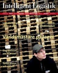 Nummer 6-7 2011 - Intelligent Logistik