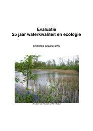 Rapport - Waterschap Groot Salland