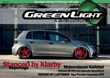 Motormässan Karlstad - GreenLight Magazine