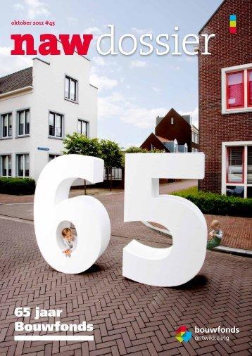 65 jaar Bouwfonds