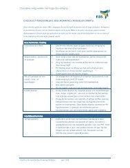 Checklist Persoonlijke Beschermings Middelen - Zo werk je prettiger