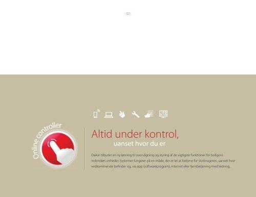 On Line Controller - Daikin