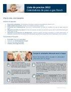Lista de precios 2012 Lista de precios 2012 Calentadores de paso a gas Bosch - Page 2