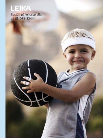 """Download """"LEIKA Sport & motorik 2011.pdf"""" - Leika.se"""