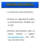EXISTE SU NEGOCIO EN INTERNET? - Page 2