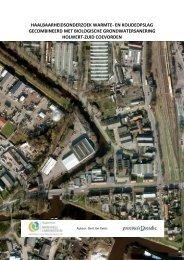 Haalbaarheidsonderzoek WKO gecombineerd ... - Provincie Drenthe